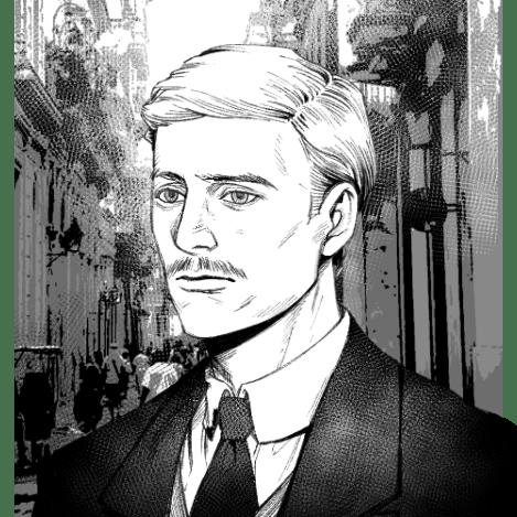 1920s美国男性